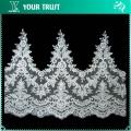 Cording & Sequin Lace
